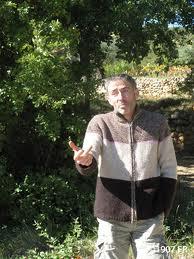 The great winemaker Olivier Jullien of Mas Jullien.