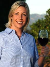 Barefoot Cellars winemaker Jennifer Wall
